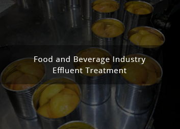 Effluent Treatment Plants for Food industry