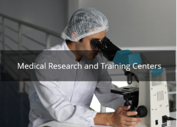 Medical Research and Training Centers