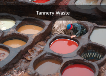 Tannery Industrial Waste