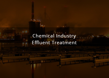 Chemical industry wastewater Treatment Plant