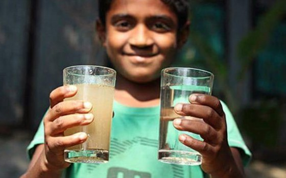 Safe Drinking Water and Health
